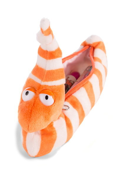 Pencil pouch worm Erwin