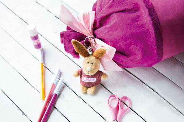 Keyring rabbit Emily