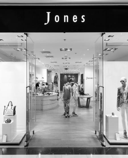 Jones Store Donauzentrum