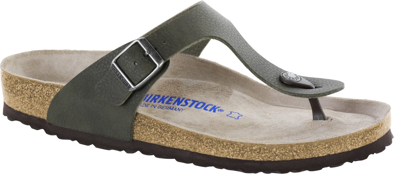 Birkenstock Gizeh BS Zehensteg  Desert Soil Green  c43add6aad6