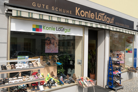 Schuhhaus Konle Laufgut in Wertingen |