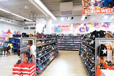 Schuhwelt Schuhhandels GmbH in Kaiserslautern |
