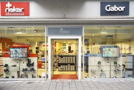 Rieker Store in Bochum  