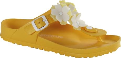 Birkenstock Gizeh EVA Flower[Kunststoff S] Scuba Yellow