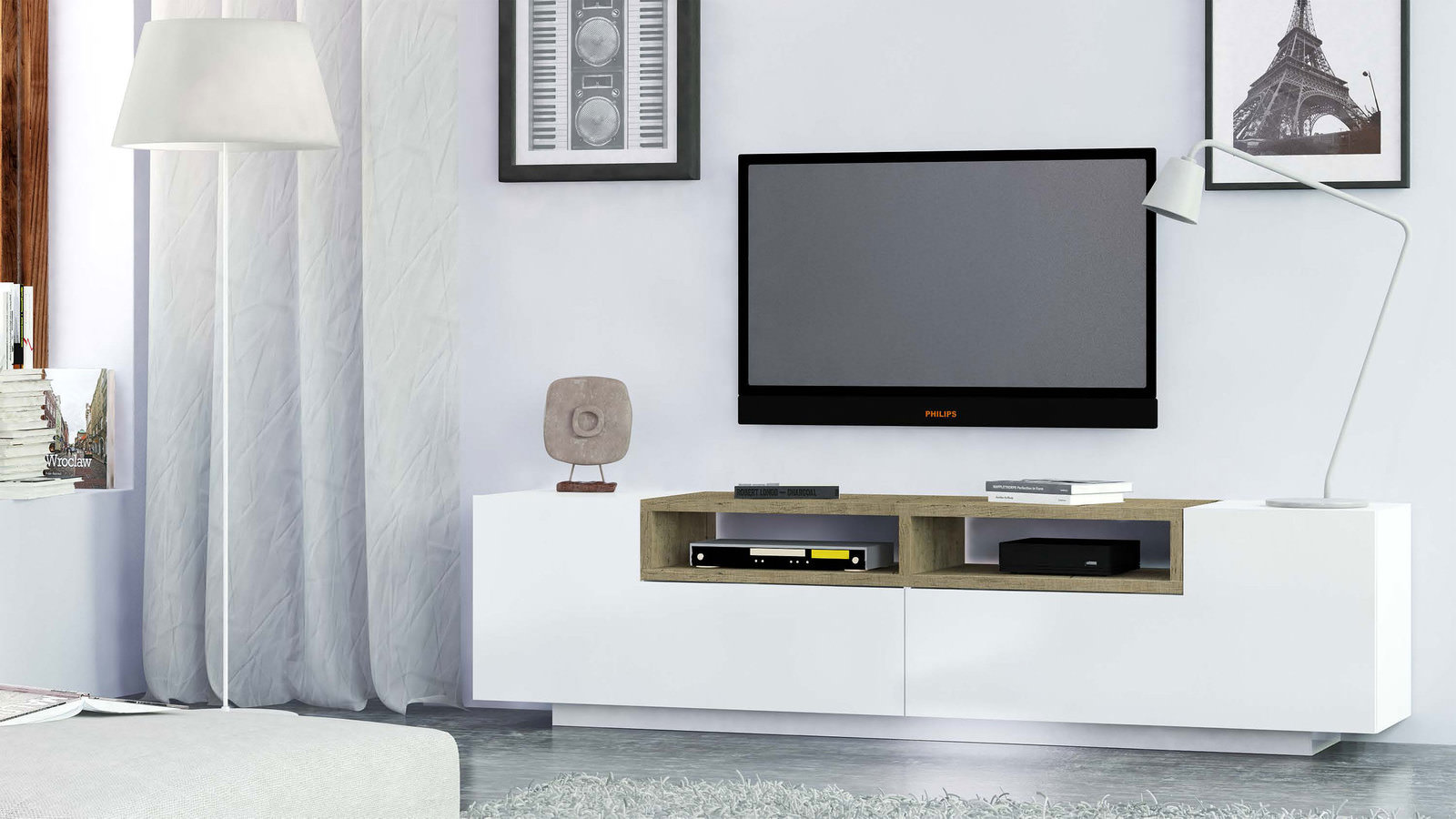 self tv lowboard online entdecken schaffrath ihr m belhaus. Black Bedroom Furniture Sets. Home Design Ideas