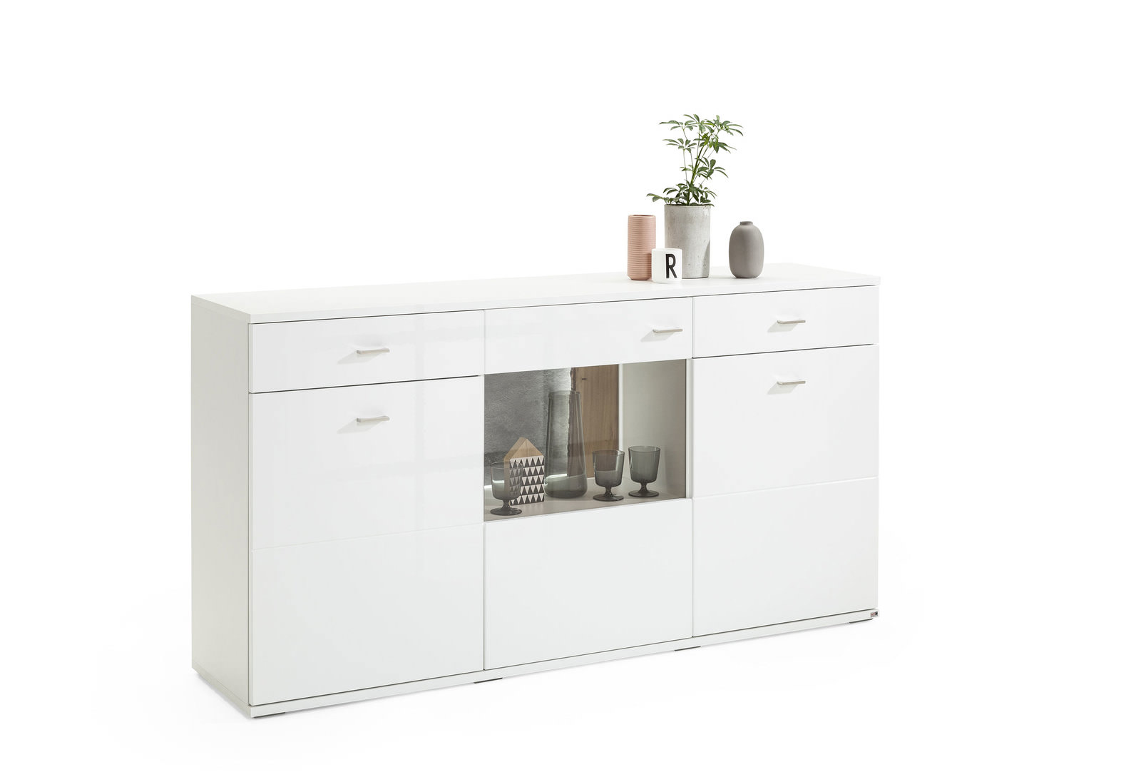 set one by musterring sideboard online entdecken knuffmann ihr m belhaus. Black Bedroom Furniture Sets. Home Design Ideas