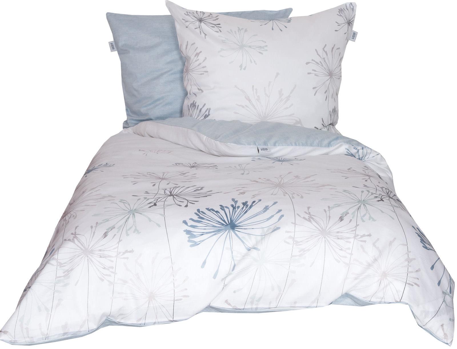 Schöner Wohnen Schöner Wohnen Bettwäsche Blau Online Entdecken