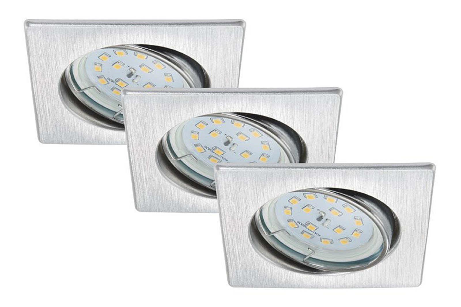 Briloner Leuchten Led Einbauleuchte 3er Set Online Entdecken