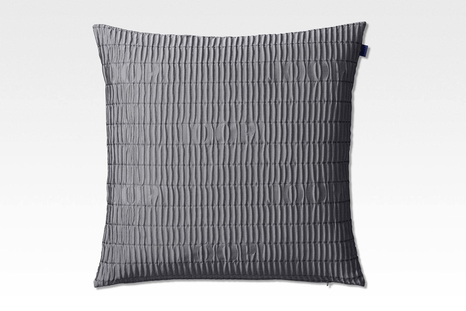 joop joop kissenh lle grau online entdecken knuffmann ihr m belhaus. Black Bedroom Furniture Sets. Home Design Ideas