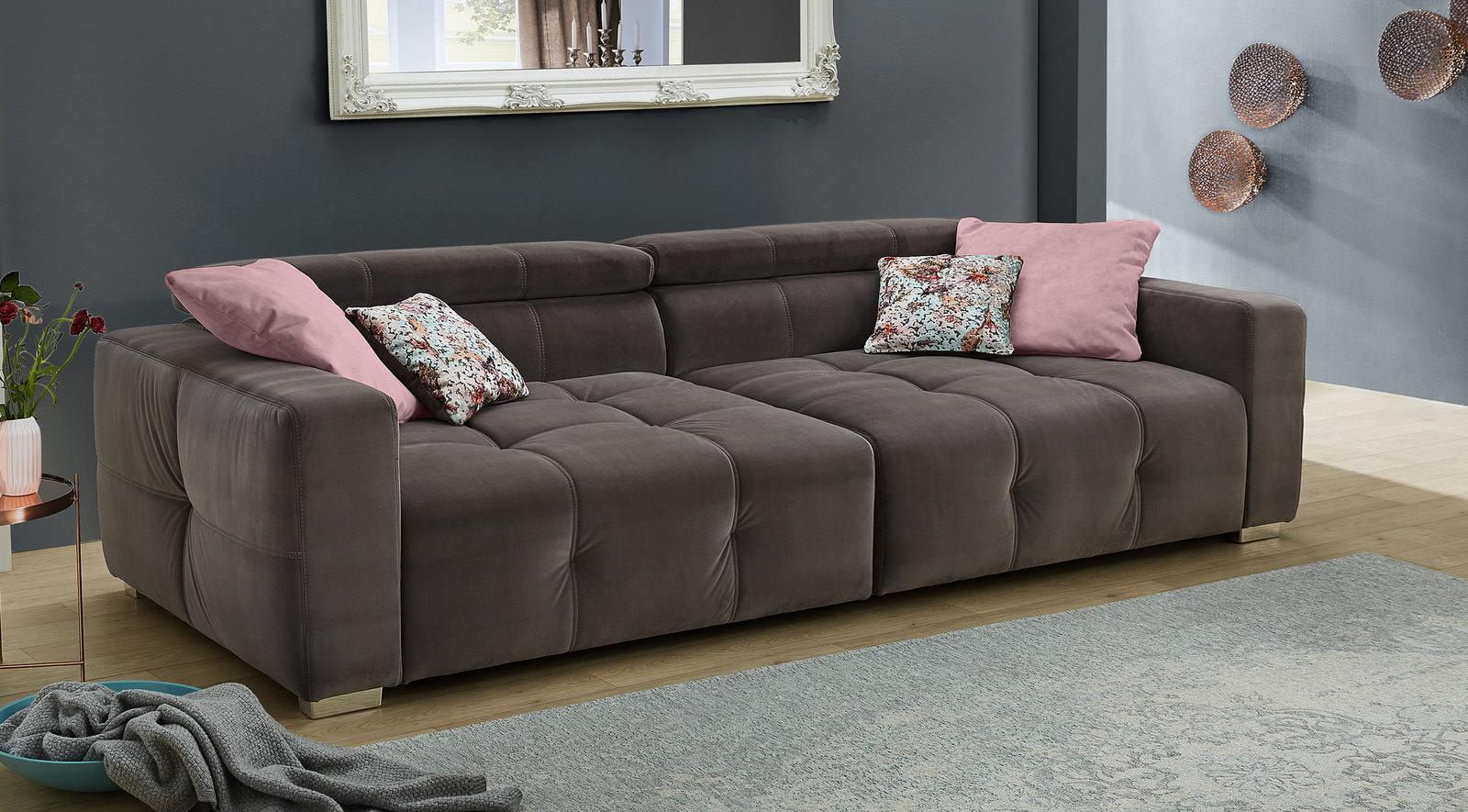 big couch good big sofa marbeya x cm hellgrau couch mit. Black Bedroom Furniture Sets. Home Design Ideas