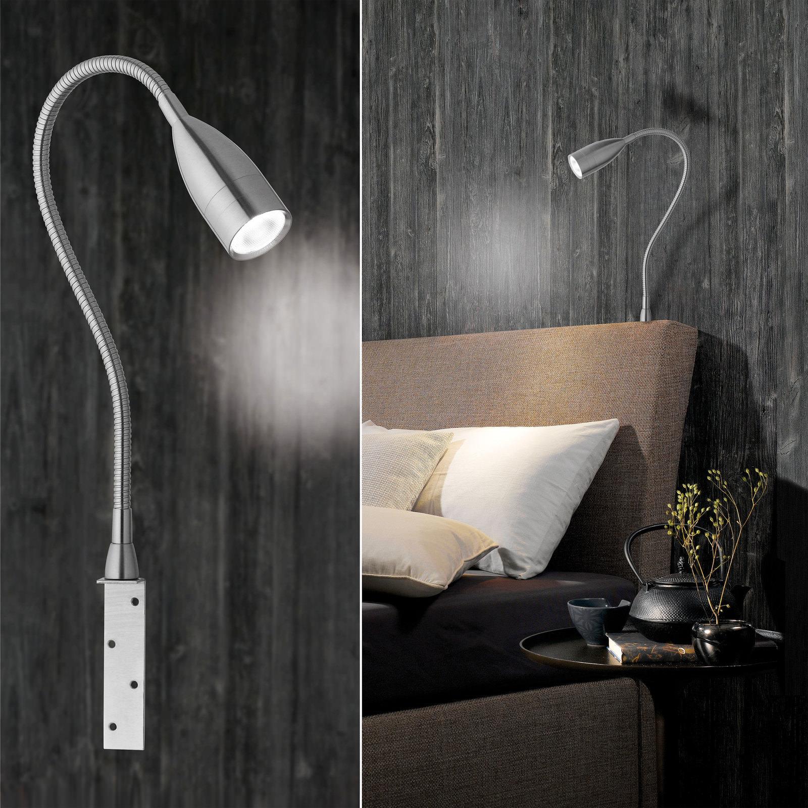 fischer honsel led bettleuchte online entdecken. Black Bedroom Furniture Sets. Home Design Ideas