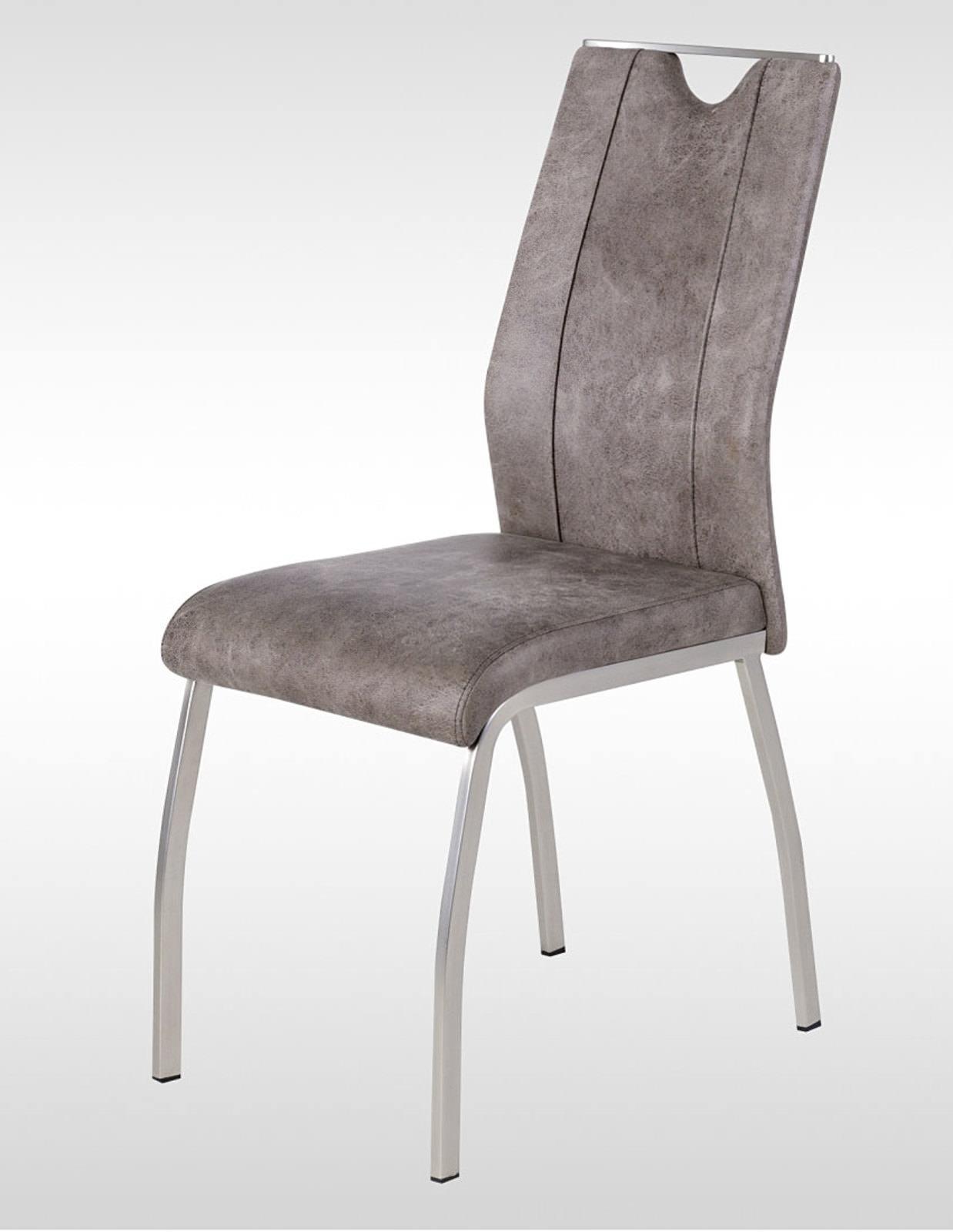 Stuhl 4 Fuß Grau Online Entdecken Schaffrath Ihr Möbelhaus