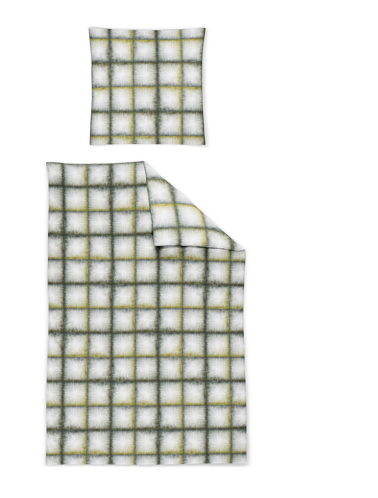 Irisette Soft Jersey Bettwäsche Grün Online Entdecken Schaffrath