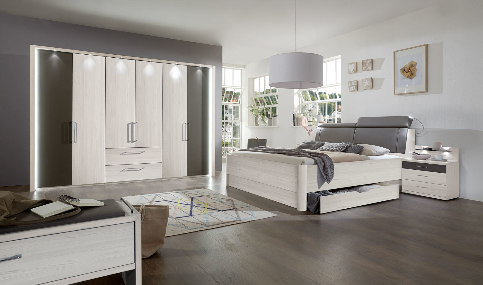 vito schlafzimmer online entdecken schaffrath ihr m belhaus. Black Bedroom Furniture Sets. Home Design Ideas