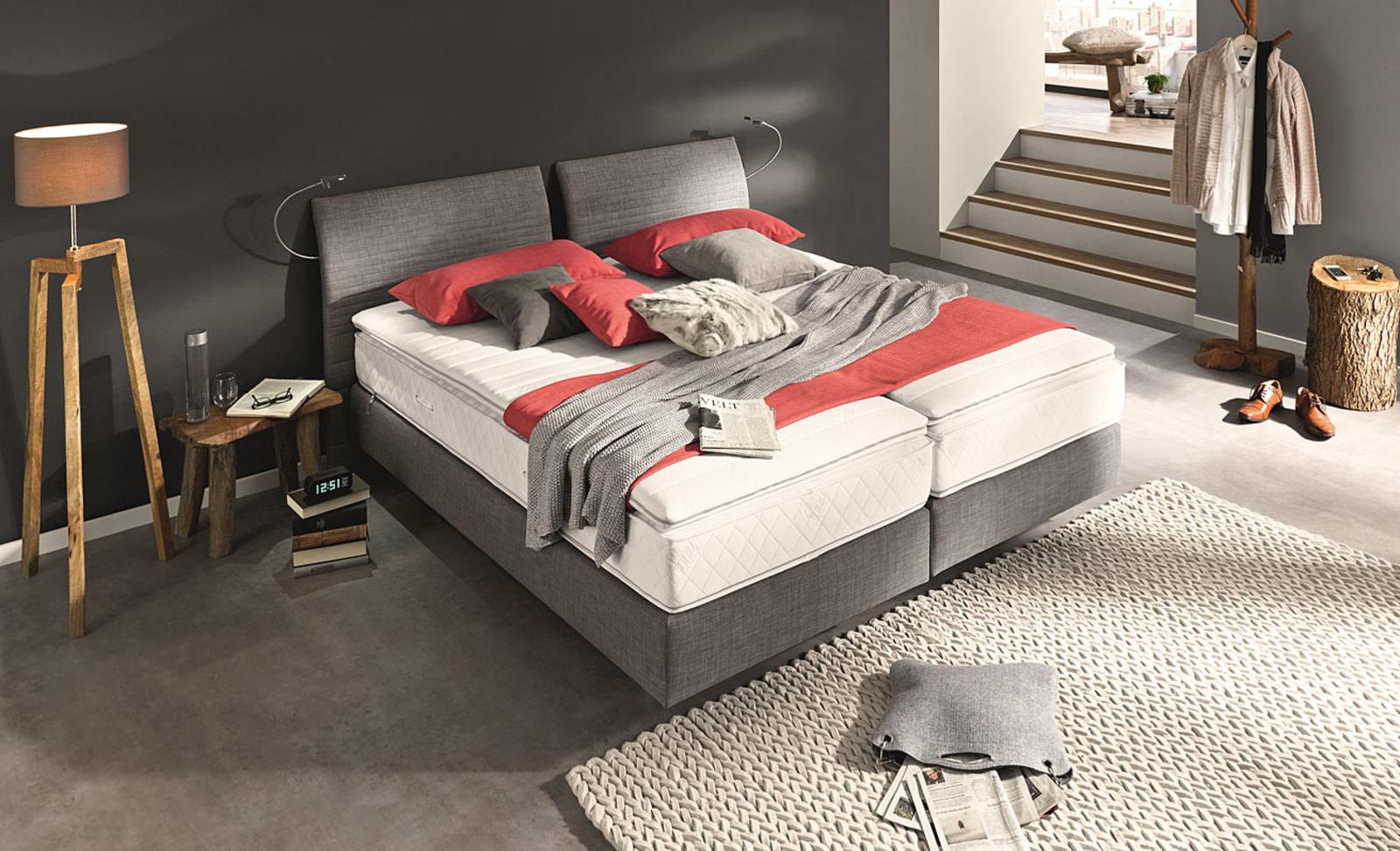 Boxspring Bett