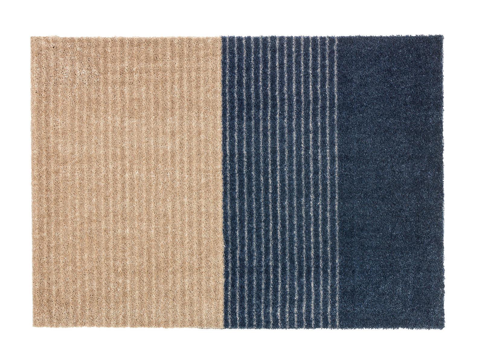 sch ner wohnen sch ner wohnen fu matte blau online. Black Bedroom Furniture Sets. Home Design Ideas