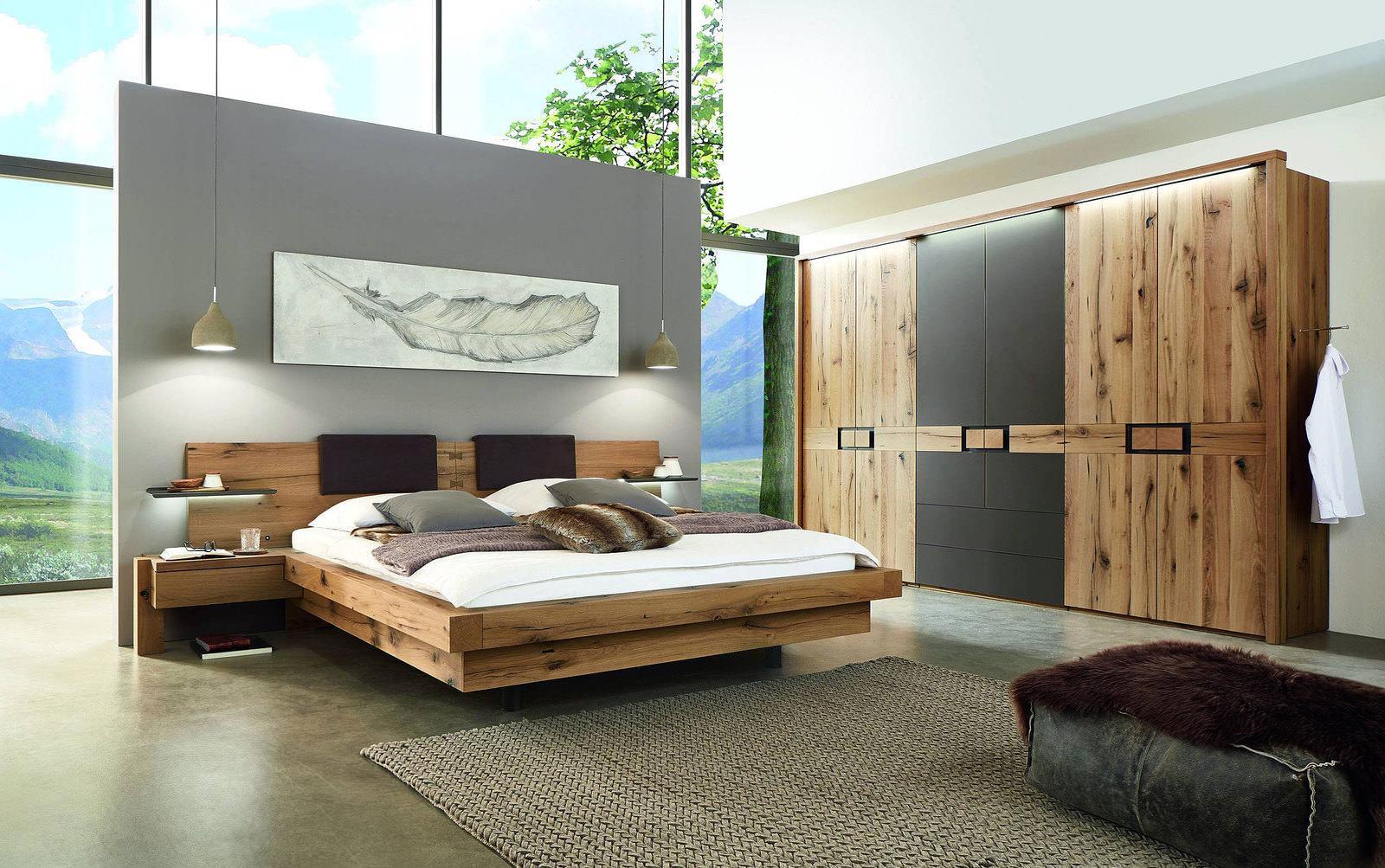 MONDO Schlafzimmer Holz furniert online entdecken | Schaffrath - Ihr ...