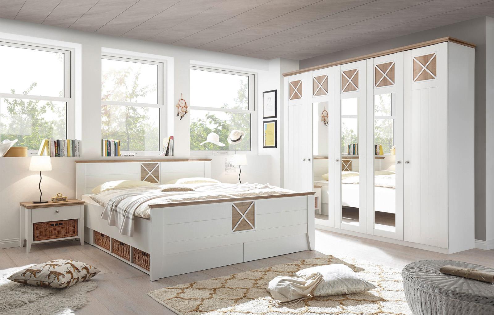 Schlafzimmer weiß online entdecken | Schaffrath - Ihr Möbelhaus