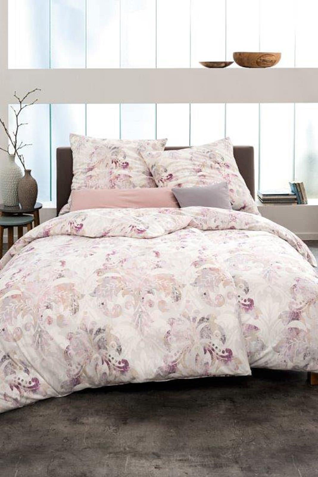 Estella Interlock Jersey Bettwäsche Pink Online Entdecken