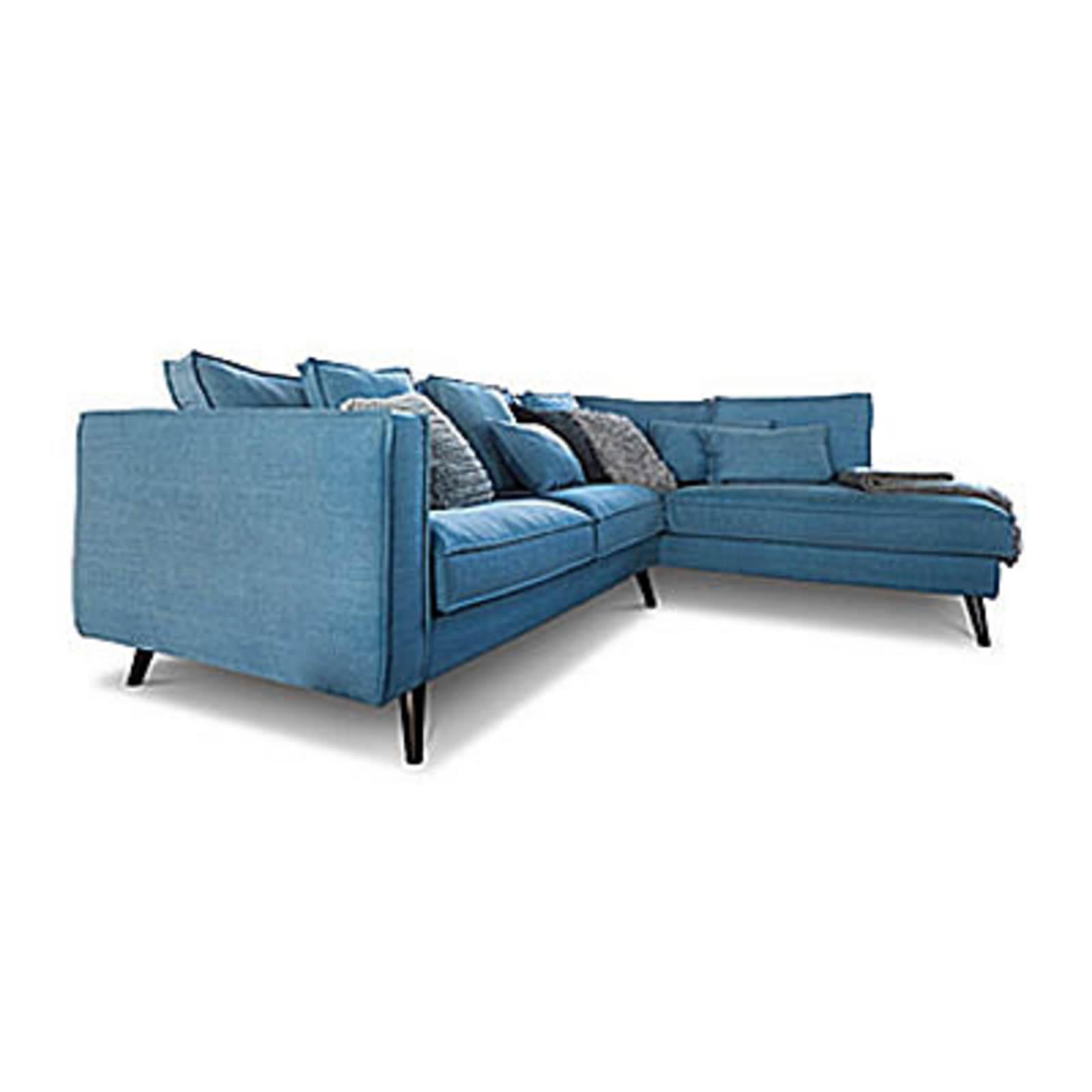 mondo sofa mit longchair online entdecken knuffmann ihr m belhaus. Black Bedroom Furniture Sets. Home Design Ideas