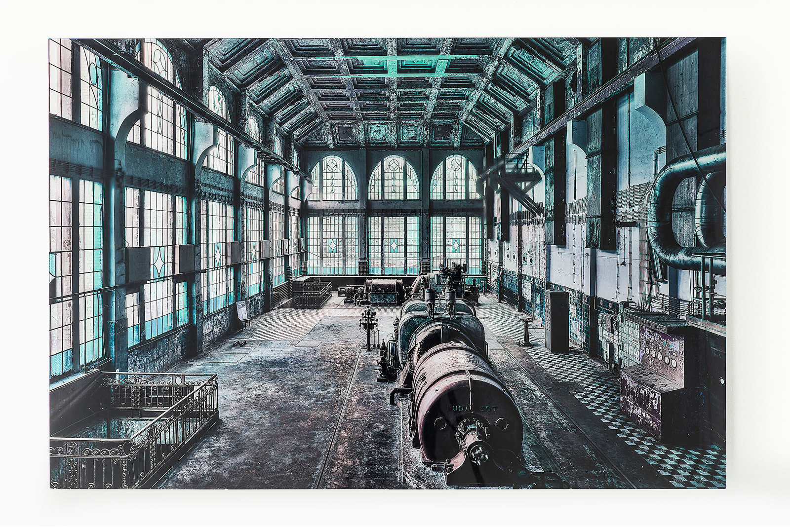 kare design glasbild factory hall online entdecken | schaffrath ... - Kare Design Wohnzimmer