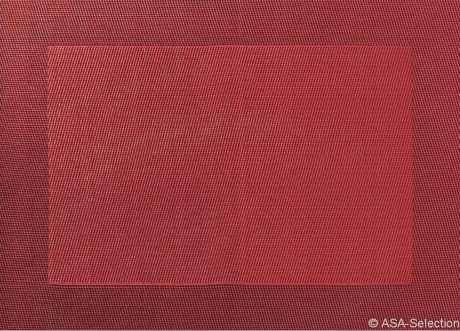 Asa Selection Tischset Rot Online Entdecken Schaffrath Ihr Mobelhaus