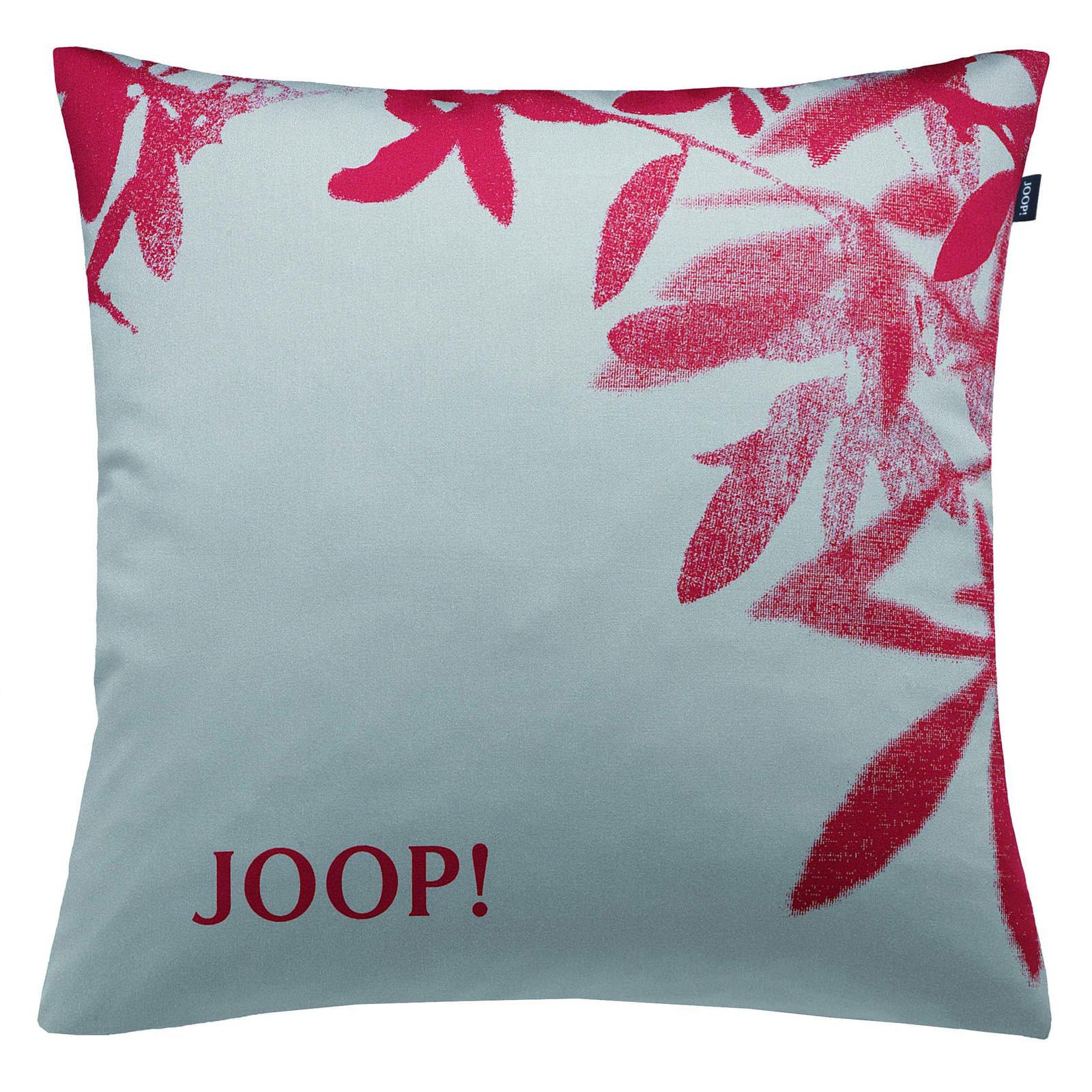 joop joop kissenh lle grau rot online entdecken schaffrath ihr m belhaus. Black Bedroom Furniture Sets. Home Design Ideas