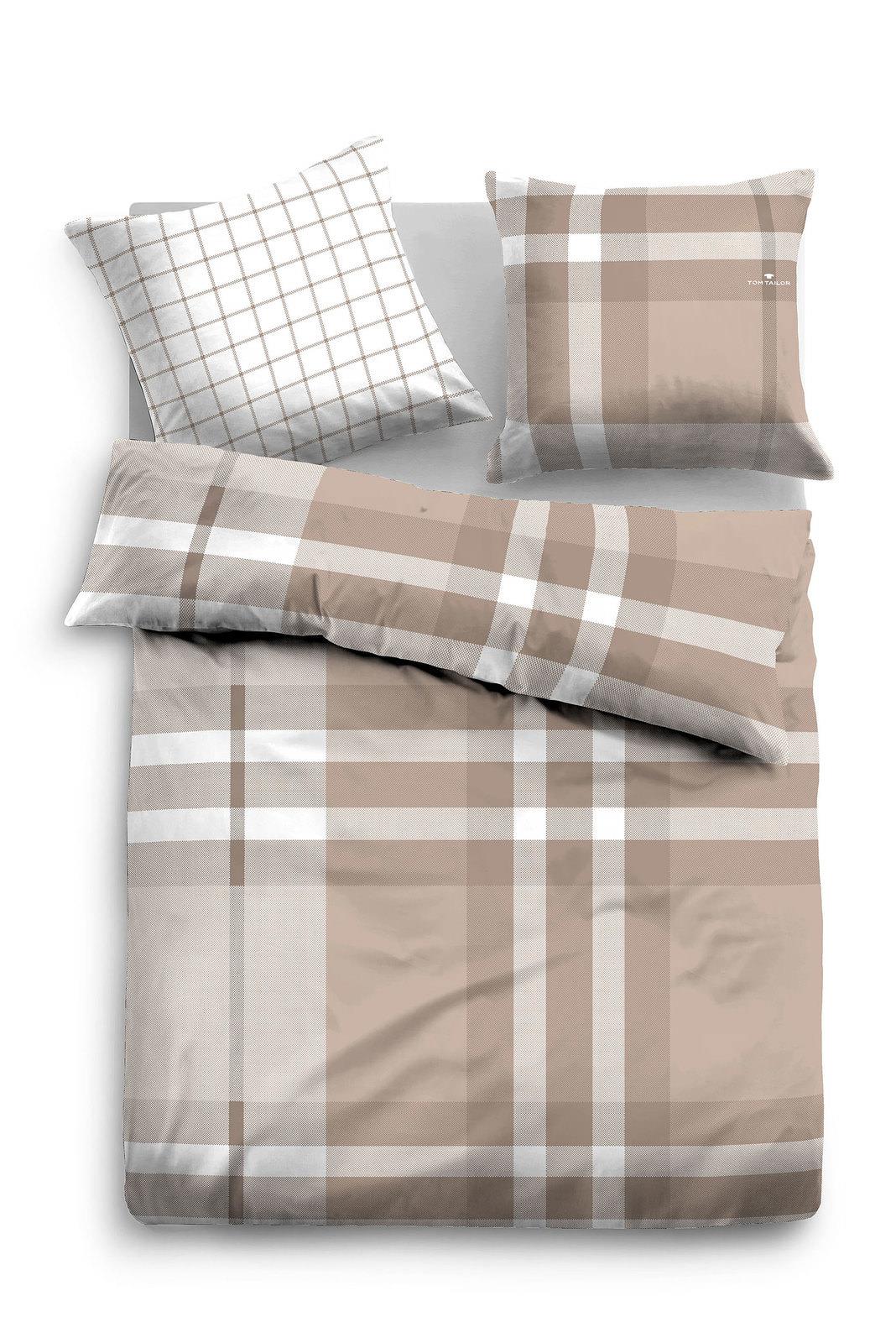 tom tailor satin bettw sche online entdecken schaffrath ihr m belhaus. Black Bedroom Furniture Sets. Home Design Ideas
