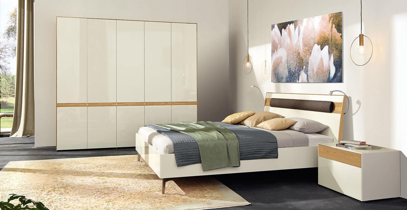 hülsta Schlafzimmer online entdecken   Schaffrath - Ihr Möbelhaus