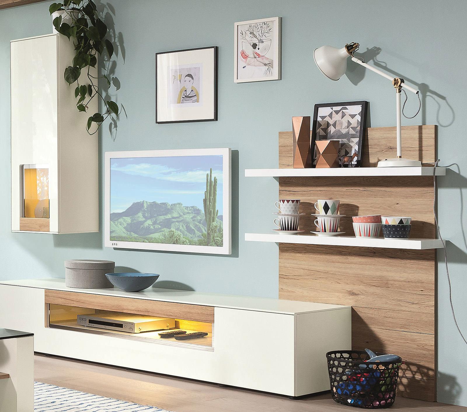 set one by musterring wohnwand online entdecken | schaffrath - ihr, Gestaltungsideen