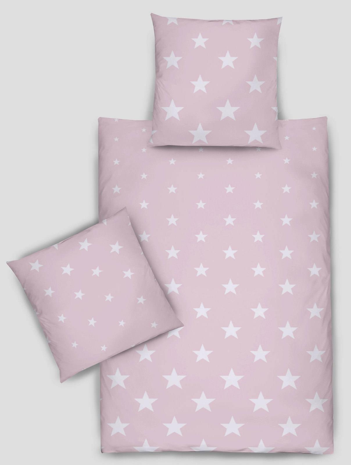 Dormisette Dormisette Biber Bettwäsche Pink Online Entdecken