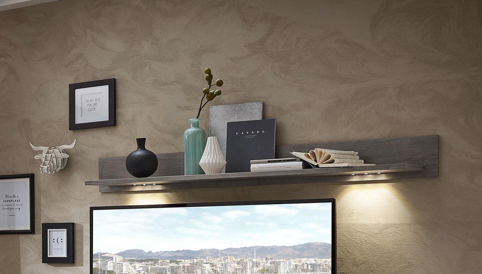 wandboard mit beleuchtung online entdecken knuffmann ihr m belhaus. Black Bedroom Furniture Sets. Home Design Ideas