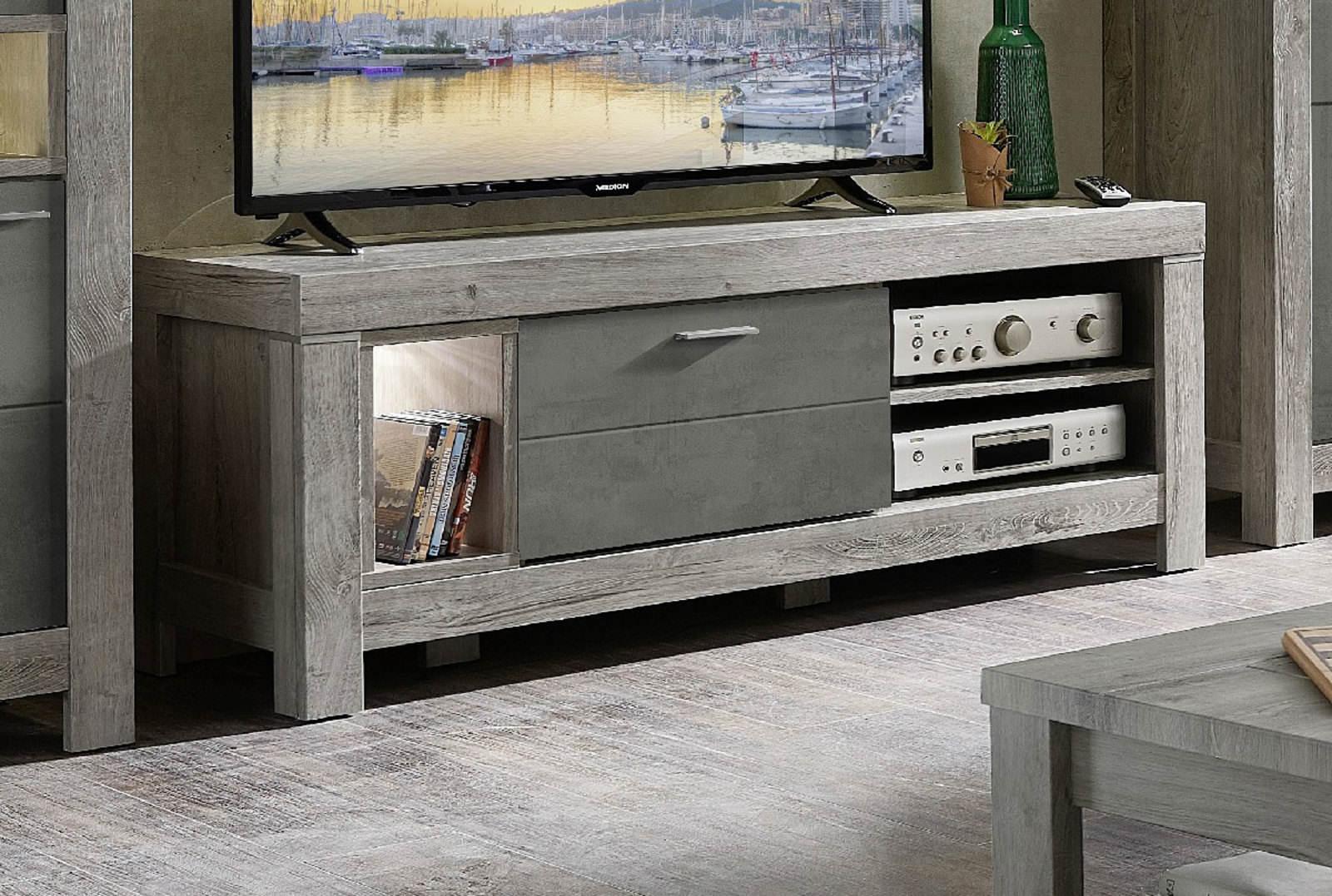 tv teil lowboard m beleucht online entdecken schaffrath ihr m belhaus. Black Bedroom Furniture Sets. Home Design Ideas