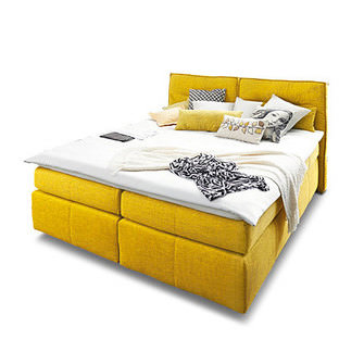 musterring boxspring bett online entdecken schaffrath. Black Bedroom Furniture Sets. Home Design Ideas