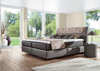 musterring boxspring bett online entdecken schaffrath ihr m belhaus. Black Bedroom Furniture Sets. Home Design Ideas