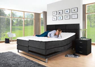 Boxspringbett holz weiß  Betten online entdecken | Schaffrath - Ihr Möbelhaus