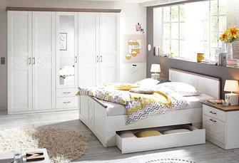 8bc81b3cc1 MONDO Schlafzimmer weiß online entdecken | Knuffmann - Ihr Möbelhaus