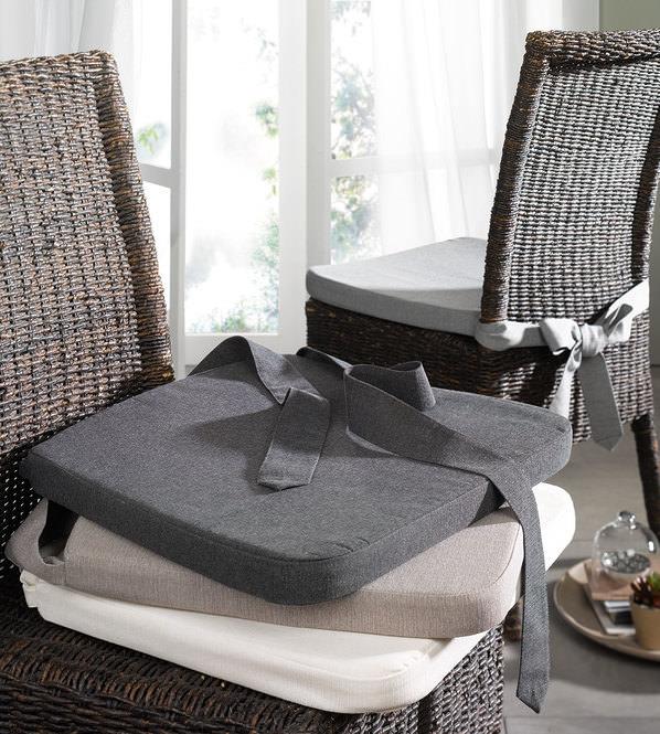 bolan stuhlkissen anthrazit online entdecken schaffrath ihr m belhaus. Black Bedroom Furniture Sets. Home Design Ideas