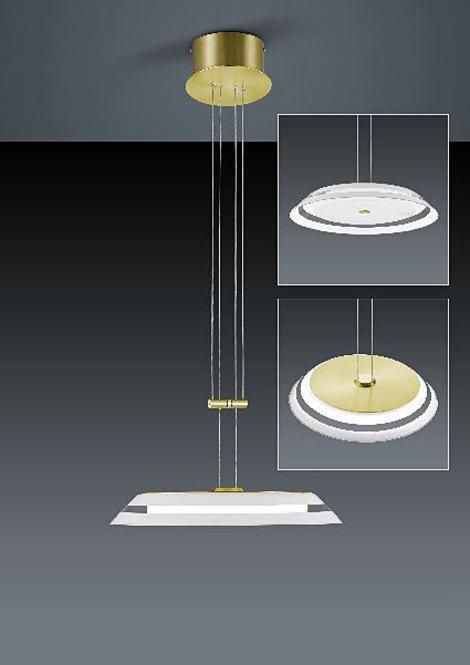 Bankamp led pendelleuchte callas online entdecken for Schaffrath lampen