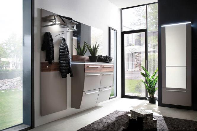 mondo garderobenkombination online entdecken knuffmann ihr m belhaus. Black Bedroom Furniture Sets. Home Design Ideas