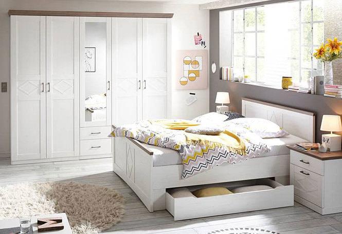 Schaffrath Schlafzimmer - dachschr228ge lila