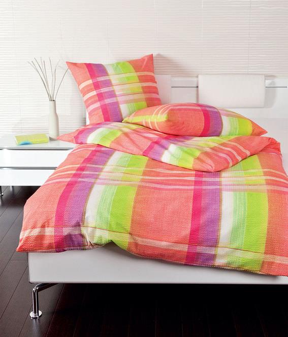 janine mako soft seersucker bettw online entdecken schaffrath ihr m belhaus. Black Bedroom Furniture Sets. Home Design Ideas