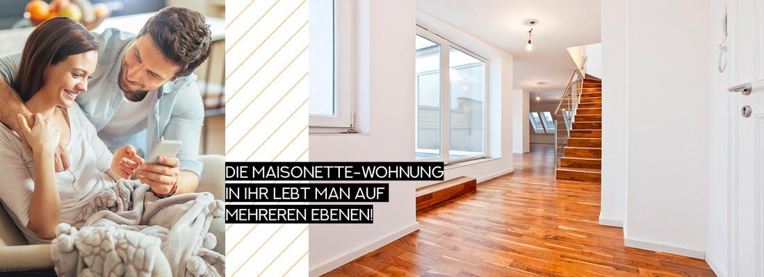 Maisonette Wohnungen Online Entdecken Schaffrath Ihr Möbelhaus