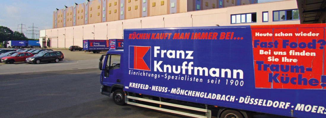 Knuffmann Neuss knuffmann service lager und logistik knuffmann ihr möbelhaus