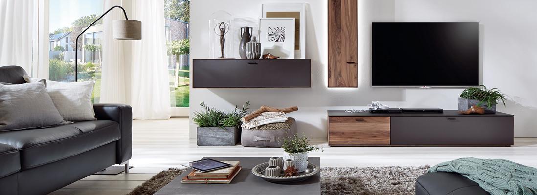 ideen und trends für das wohnzimmer | knuffmann - ihr möbelhaus, Hause deko
