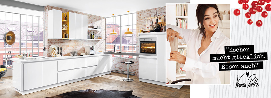 Kochen Mit Verona Pooth| Schaffrath-Ihr Möbelhaus