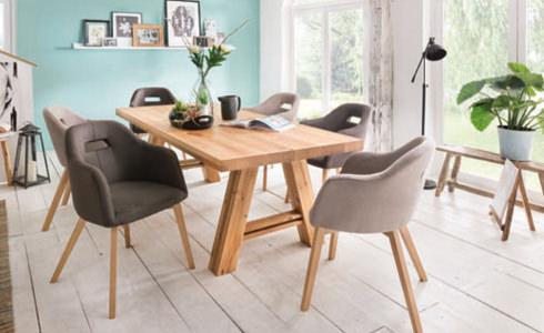 Ideen und Trends für das Speisezimmer | Knuffmann - Ihr Möbelhaus