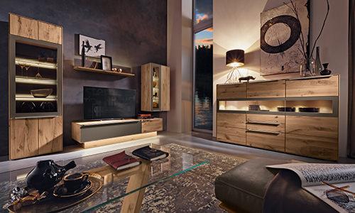Klassisches Wohnzimmer