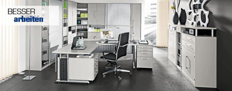 Büro online entdecken | Knuffmann - Ihr Möbelhaus