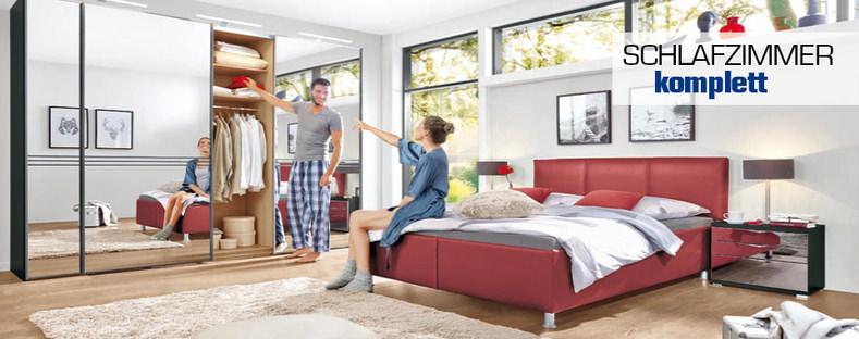 Komplettschlafzimmer Online Entdecken | Knuffmann   Ihr Möbelhaus